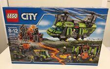 Lego City 60125 Volcano Heavy-lift Helicopter Brand New