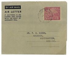 U150 1953 Jamaica Cross Roads CDS Northampton GB Cover {samwells-covers}PTS