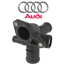 For Audi TT Quattro L4 1.8L 03-06 Cooling Hose Flange Include Seal Ring Genuine