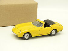 Dinky Toys France 1/43 - Ferrari 275 GTS Jaune (Transformation)