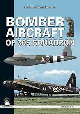 WW2 Polish RAF Bomber Aircraft 305 Squadron Weilkopolski Reference Book