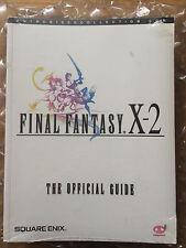 Fabbrica Nuovo di Zecca sigillata final fantasy X-2 guida strategica Final Fantasy 10-2