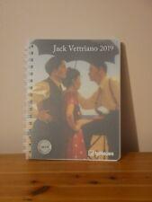 Jack Vettriano 2019 Diary