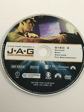 JAG - Season 1 - Disc 3 - DVD Disc Only - Replacement Disc