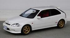 1/18 Honda Civic Type R Ek9 white championship Spoon modified umbau jdm otto