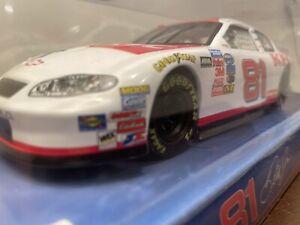 NASCAR Winners Circle 2004, Dale Jr. #81, White KFC 1:24 Die-cast Car