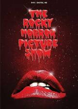 THE ROCKY HORROR PICTURE SHOW (NEW DVD)