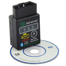 OBD Bluetooth CAN BUS Interface OBD2 Android Handy Diagnose Scanner Adapter