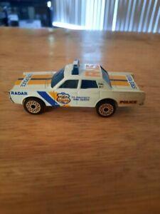 Matchbox, Mercury, Police Car