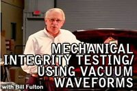 Vacuum Waveform Integrity Testing Automotive Training / DVD & Manual / LBT-134
