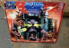 Masters of Universe Castle Grayskull Il castello del teschio Mattel  New!
