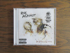 RISE AGAINST, The Sufferer & The Witness CD ***** Green Day Social Distortion
