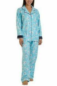 Karen Neuburger womens super soft capri pajamas plus size 3x ditsy floral