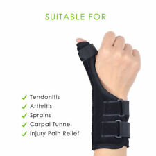 Thumb Splint Support and Hand Wrist Stabiliser Spica Brace Arthritis Pain Relief