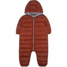 BNWT Beautiful Designer IMPS & ELFS Puffer Lightweight Hooded Snowsuit Size 6 M
