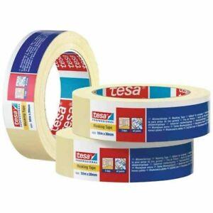 tesa Professional 4323 3 Day Indoor Masking Tape (25 / 38 / 50 mm)
