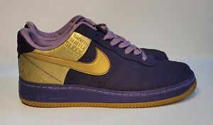 Nike Air Force 1 Supreme 07 Jamaal Wilkes Original Six sz 10.5 Mens 315088-571