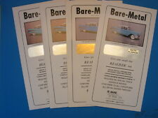 Bare Metal Foil 001 Chrome