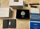 🎌 Seiko Alpinist Automatic  Stainless Steel SARB017 Watch- Uncle Seiko Bracelet