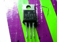TOSHIBA 2SK537 TO-220 TRANSISTOR | MOSFET | N-CHANNEL |