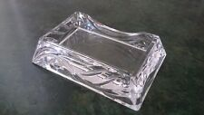 PRINCESS HOUSE Wildflowers Crystal Business Card Holder #6514