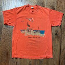 New listing Vintage 70s myrtle Beach Souvenir Tee Tshirt Large
