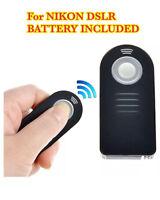 New Wireless IR Infrared Shutter Remote Control for Nikon ML-L3 D750 D3300 D5300