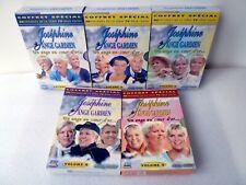 Lot 5 Coffrets DVD | JOSEPHINE ANGE GARDIEN | 50 Épisodes sur 25 DVD | Occasion