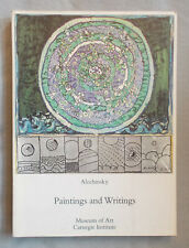 PAINTINGS AND WRITINGS OF PIERRE ALECHINSKY Eugene Ionesco THREE APPROACHES