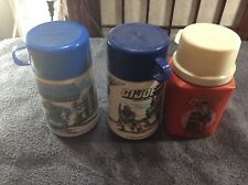 Vinta Lunch Box Thermos Lot #8