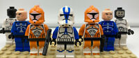 LEGO STAR WARS Minifigures Lot- Clone Troopers