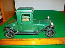 Vintage Bandai Japan Made 1913 Packard Tin Toy Friction Car
