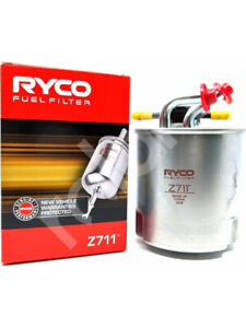 Ryco Fuel Filter FOR NISSAN PATHFINDER R51 (Z711)