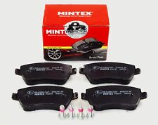 MINTEX FRONT BRAKE PADS MERCEDES BENZ RENAULT MDB2595 (REAL IMAGE OF PART)