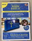 The Children's Wonder Bible, Audio Bible, New in Open Box