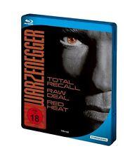 Der City Hai + Red Heat + Total Recall * NEU OVP * Blu-ray * Steelbook