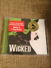 Wicked: A New Musical by Kristin Chenoweth Cracked Case