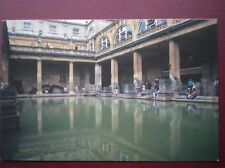 POSTCARD B22 WILTSHIRE ROMAN BATHS AT BATH