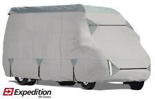 Class B Expedition RV Motorhome Cover Fits 22-24 FT Grey