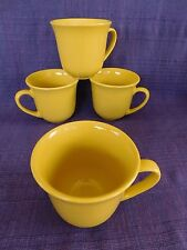 WHIM Lemon Zest (Yellow) Martha Stewart MUG 1 of 4 have more items to set