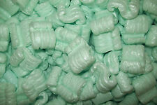 Packing Peanuts Loose Fill Anti Static Green 20 Cubic Feet/150 Gallons Brand New