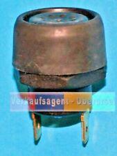 Starterknopf mit Gummiertem Taster, 6 - 12 - 24 Volt , Max 4 Ampere