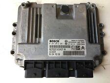 Citroen C4 Picasso VTR 2006-2013 Engine ECU 9653958980