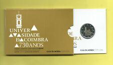 2 Euro SM  Portugal  2020 PP  730 Jahre Universität von Coimbra