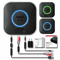 B06 Plus Wireless Bluetooth Receiver Hi-Fi Sound w/ 3D Audio for Music Streaming