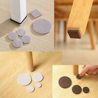 Furniture Protector Felt Pads Sticky Non-Slip For Oak Chair Floor Leg Table O9S1