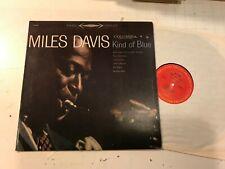 Miles Davis Kind Of Blue 1971 re Columbia PC 8163 jazz vinyl john coltrane lp!