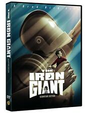 The Iron Giant Signature Collection Brad Bird New Sealed Widescreen Warner Dvd
