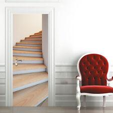 UK Taglia 88cm Tromba delle scale Porta Adesivi Murali Decalcomanie Office Home Decoration regalo
