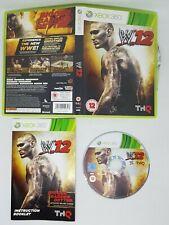 Xbox 360 W12 FAST FREE UK POST